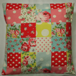 "Cushion Cover in Cath Kidston Patchwork 14"" 16"" 18"" 20"""